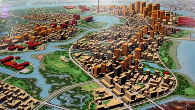 Vietinbank sẽ xây dự án trung tâm tài chính tại Thủ Thiêm