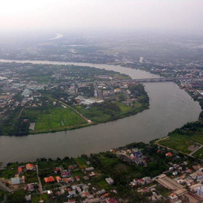 Ưu tiên xây đường sắt vượt sông Sài Gòn