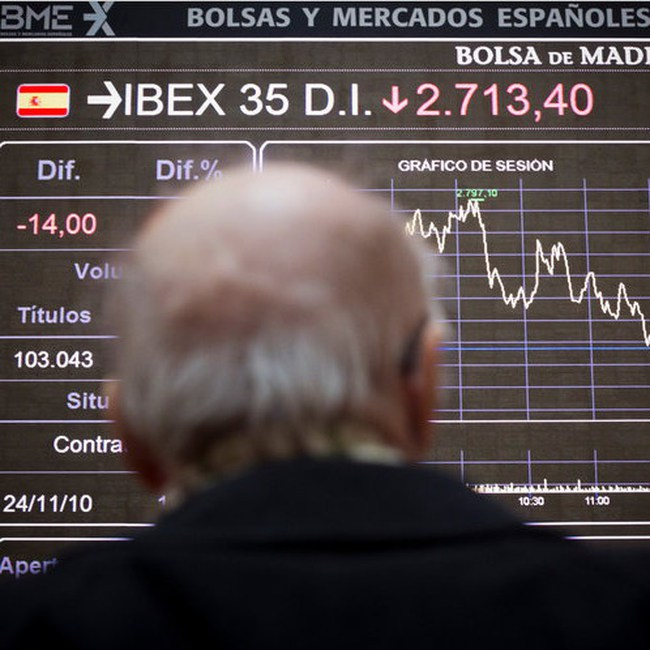Tây Ban Nha – ác mộng kinh khủng nhất của khủng hoảng nợ châu Âu