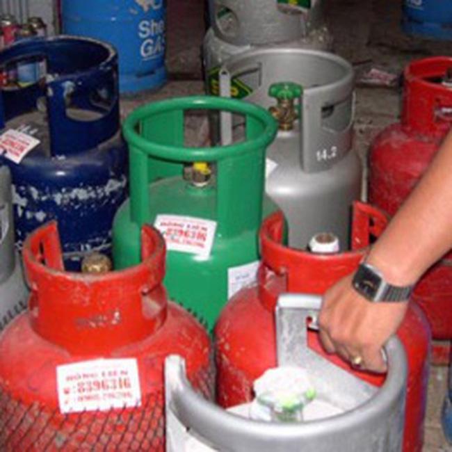 Giá gas sẽ tăng 18.000 đồng/bình 12 kg