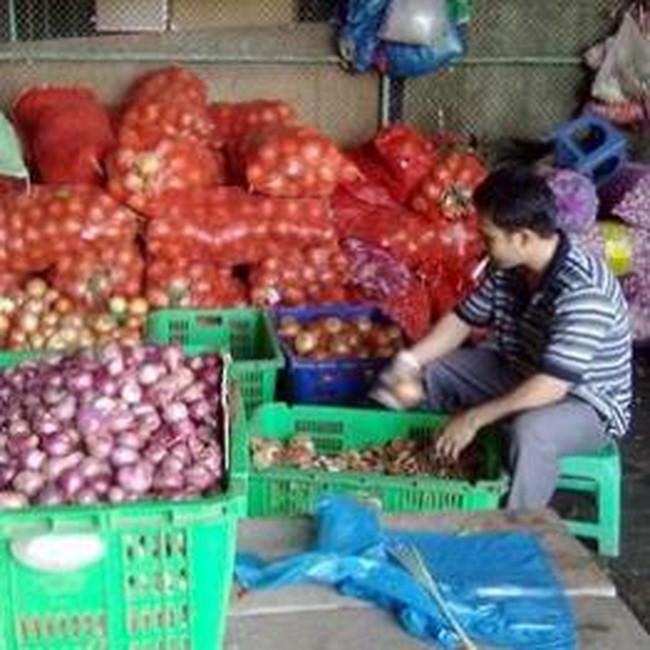 Tràn ngập nông sản Trung Quốc