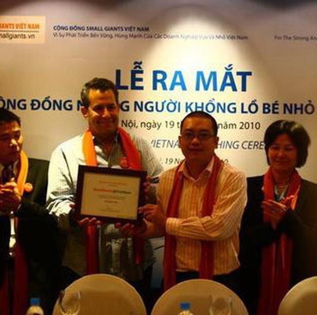 Ra mắt Cộng đồng Small Giants Việt Nam