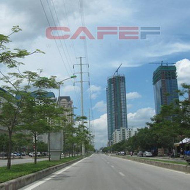 Dự báo về thị trường văn phòng Hà Nội năm 2011