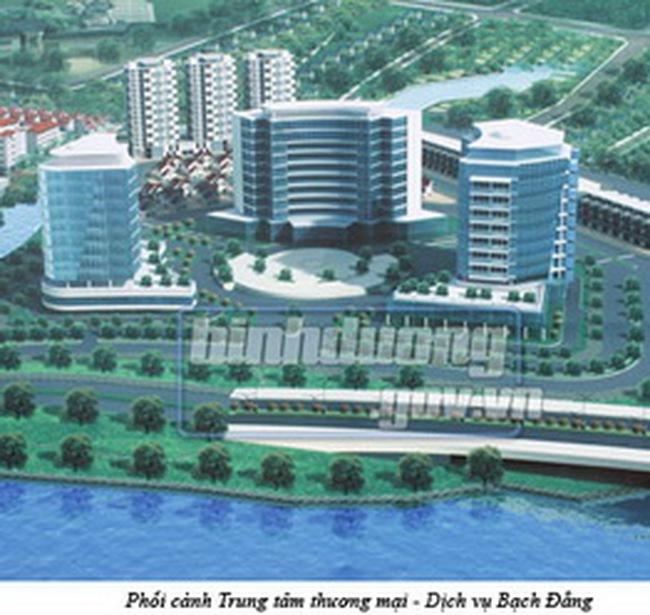 940 tỷ đồng xây dựng TTTM – Dịch vụ Bạch Đằng tại Bình Dương