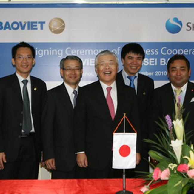BVS: Hợp tác đầu tư với Ngân hàng Shinsei