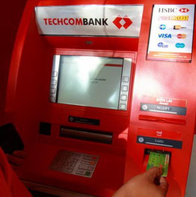 Tăng cường bảo vệ máy rút tiền