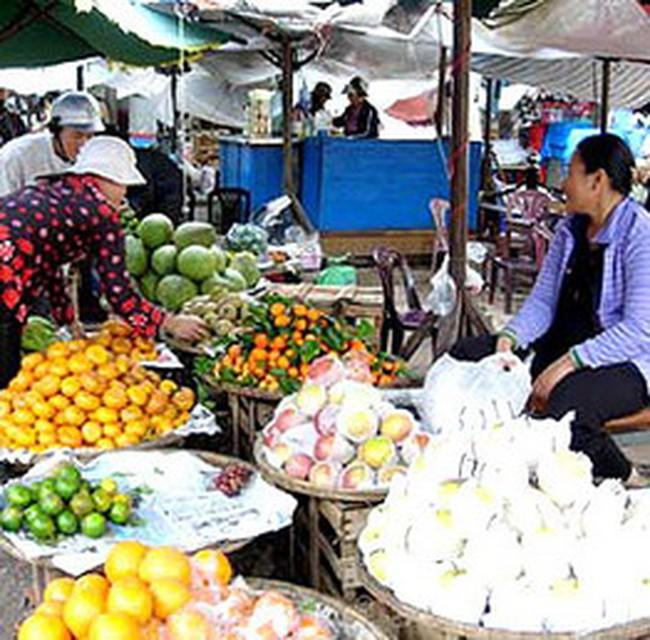 Cả nước có 445 siêu thị, trên 8.500 chợ