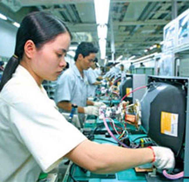 Việt Nam tăng trưởng mạnh về tiêu thụ hàng công nghệ