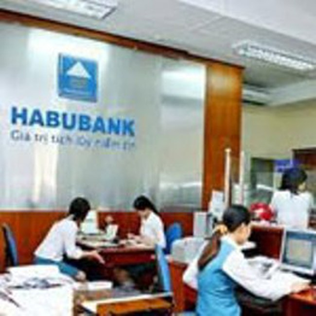 Habubank: Đã kiểm soát được các khoản vay với Vinashin