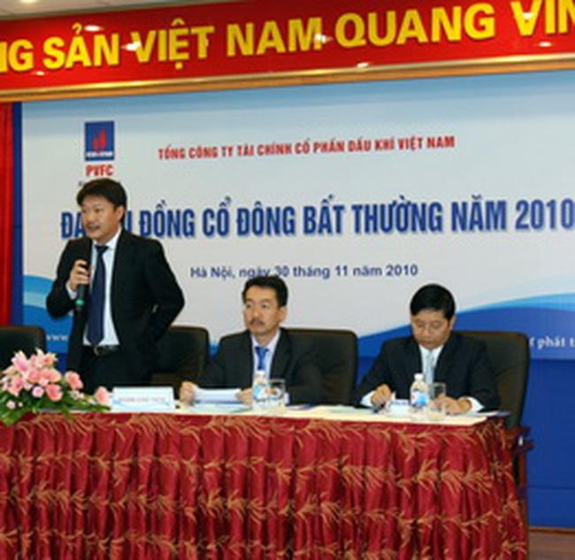 PVFC thông qua tăng vốn điều lệ đợt 1 từ 5.000 tỷ đồng lên 6.000 tỷ đồng