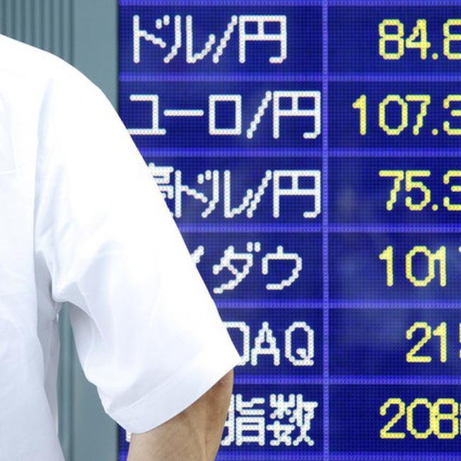 TTCK châu Á để mất toàn bộ thành quả tăng điểm tháng 11