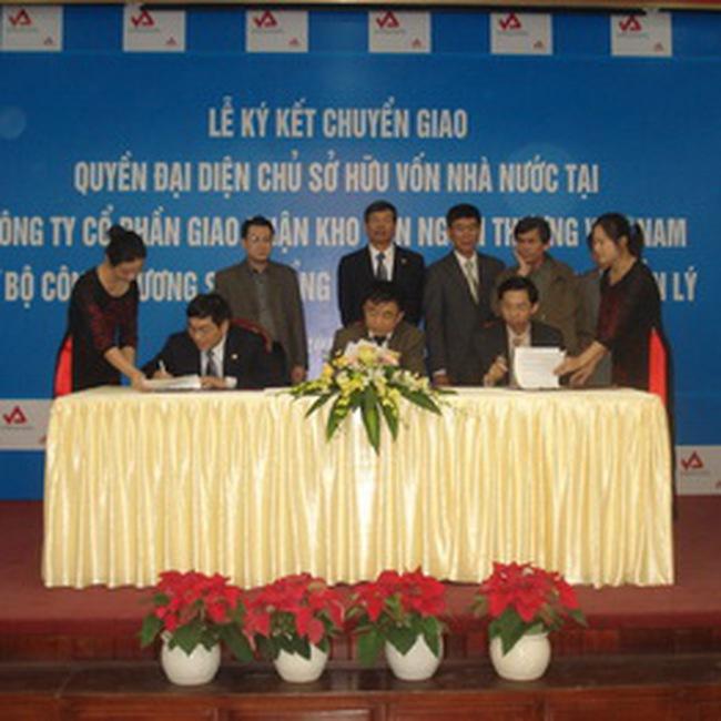 Chuyển giao Vinatrans sang Tổng công ty Thép Việt Nam