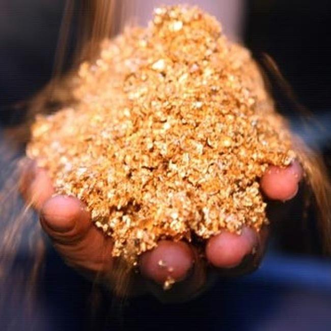 Tháng 10, lượng vàng bán ra của IMF giảm 40%