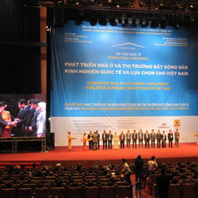 Việt Nam học hỏi được gì từ kinh nghiệm phát triển thị trường BĐS Quốc tế?