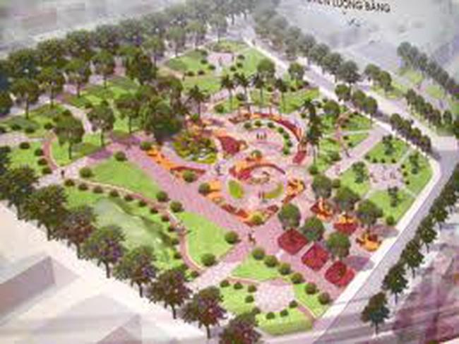 Khu công viên giải trí đa năng Park City: Được chập thuận bổ sung chức năng căn hộ ở cao tầng