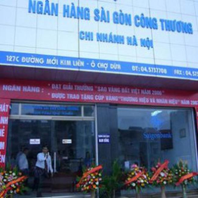 SaigonBank: 1/12 chốt quyền mua cổ phiếu bằng mệnh giá tỷ lệ 100:72,169
