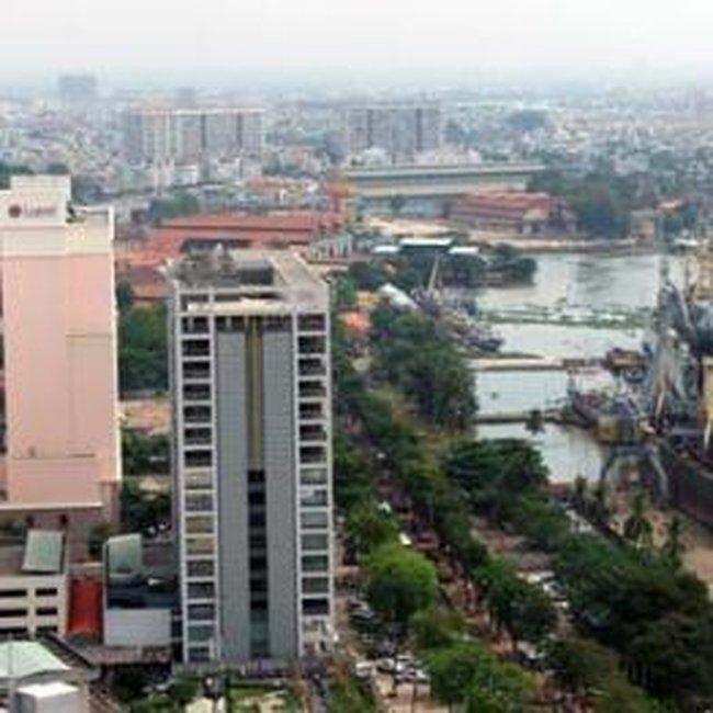 Kiến nghị hạn chế phát triển đô thị ở vùng thấp