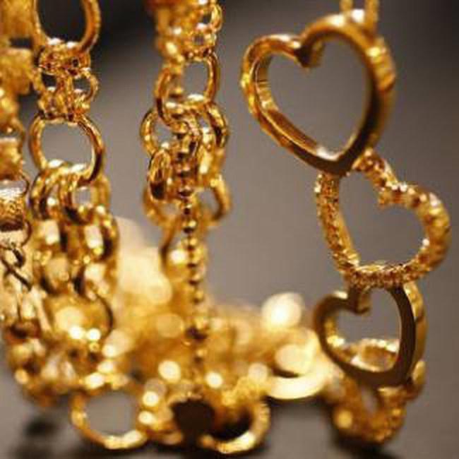 Giá vàng tăng 2,55 triệu đồng/lượng trong tháng 11/2010