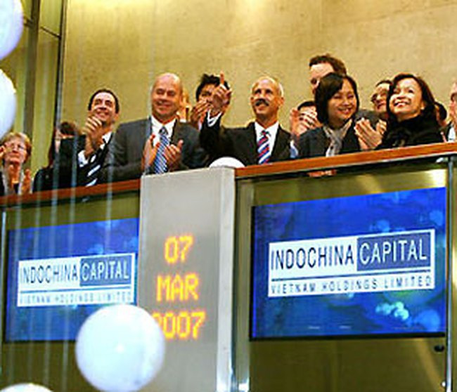 Tập đoàn tài chính Nhật ORIX sẽ nắm giữ 25% cổ phần Indochina Capital