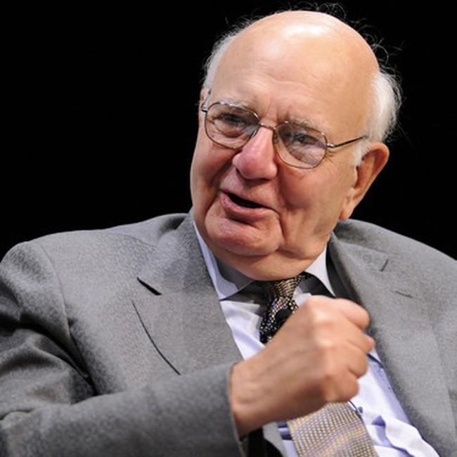 """Paul Volcker cảnh báo về khả năng đồng USD mất """"ngôi vua"""""""