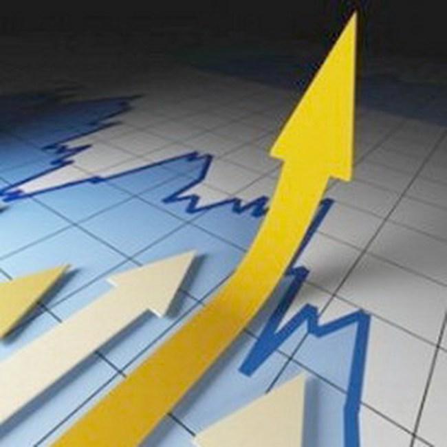 Thị trường bùng nổ vào cuối phiên, HNX-Index tăng gần 5%