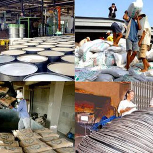 16 mặt hàng vượt kim ngạch nhập khẩu 1 tỷ USD tính đến hết tháng 11