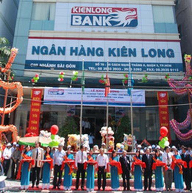 KienLong Bank: Tiếp tục tăng lãi suất huy động lên cao nhất 13,95%/năm