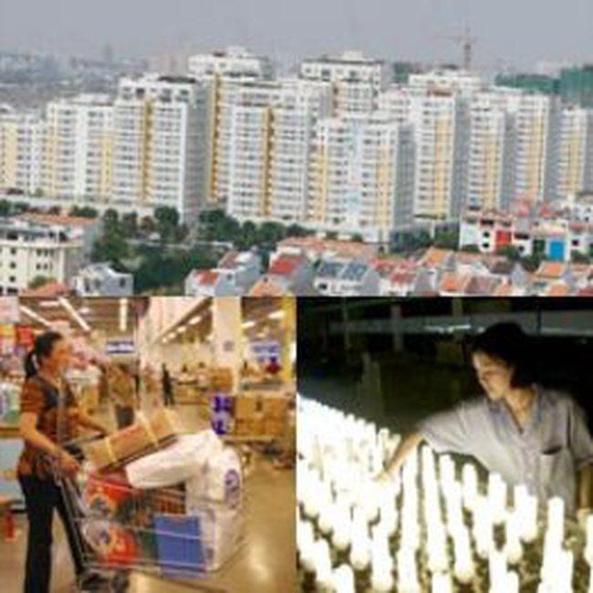 Các kết quả tích cực của kinh tế cả nước 11 tháng 2010