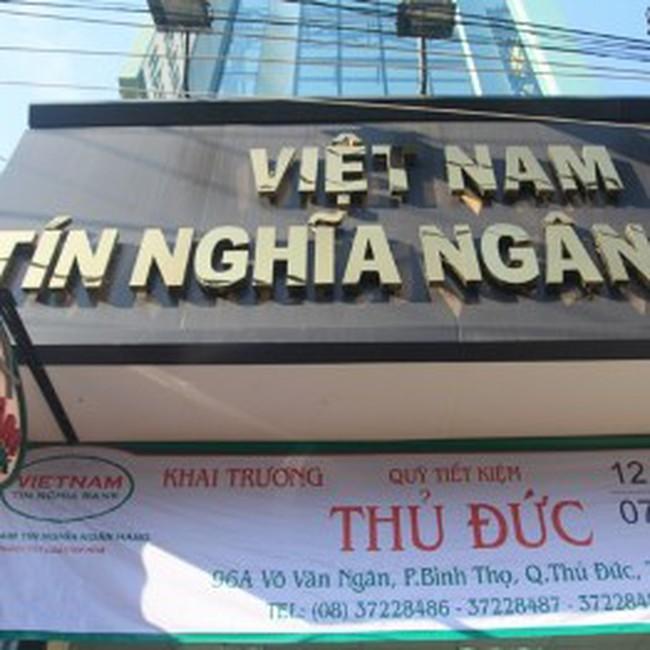 Việt Nam Tín Nghĩa Bank: 11 tháng đạt 533 tỷ đồng lợi nhuận trước thuế
