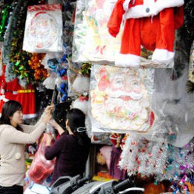 Đà Nẵng: Hàng nội lên ngôi mùa Noel 2010