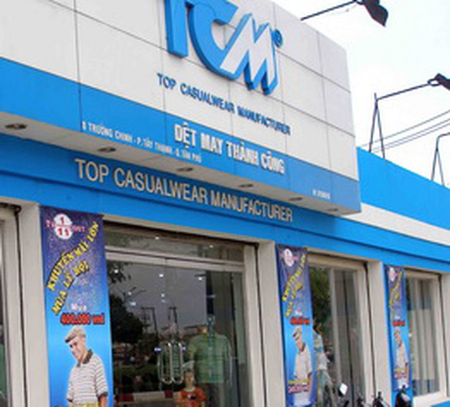 TCM: Vinatex đăng ký mua 2 triệu cổ phiếu, bán 2 triệu cp