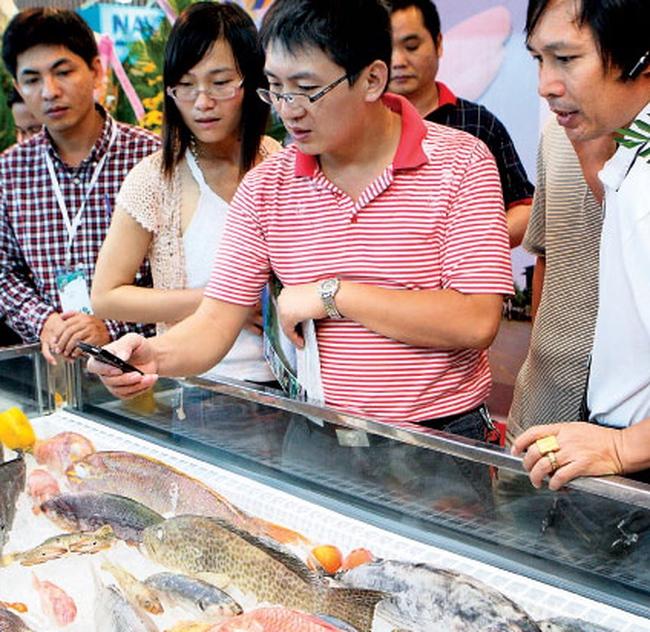TPHCM thêm nguồn thủy hải sản bình ổn giá