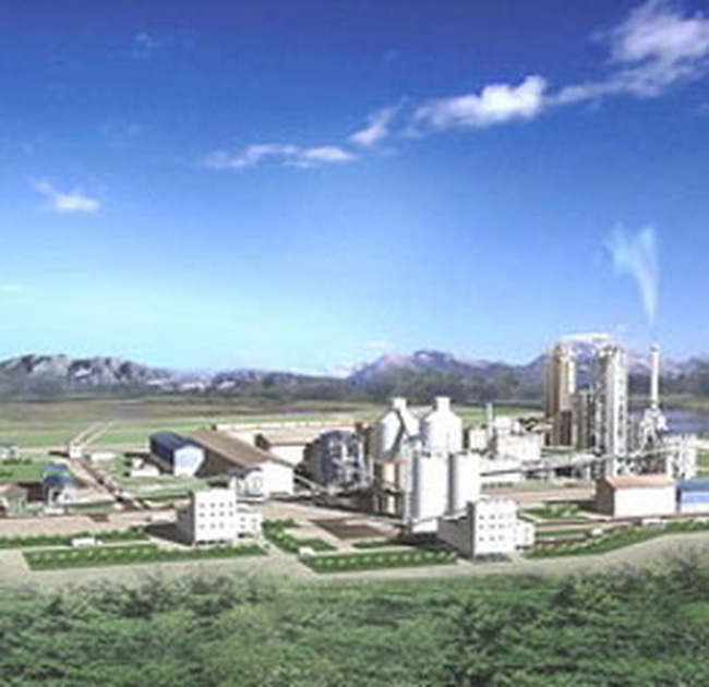 BCC: Vận hành dây chuyền xi măng 2 triệu tấn