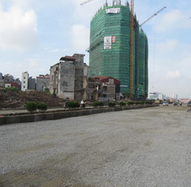 Khung giá đất Hà Nội năm 2011