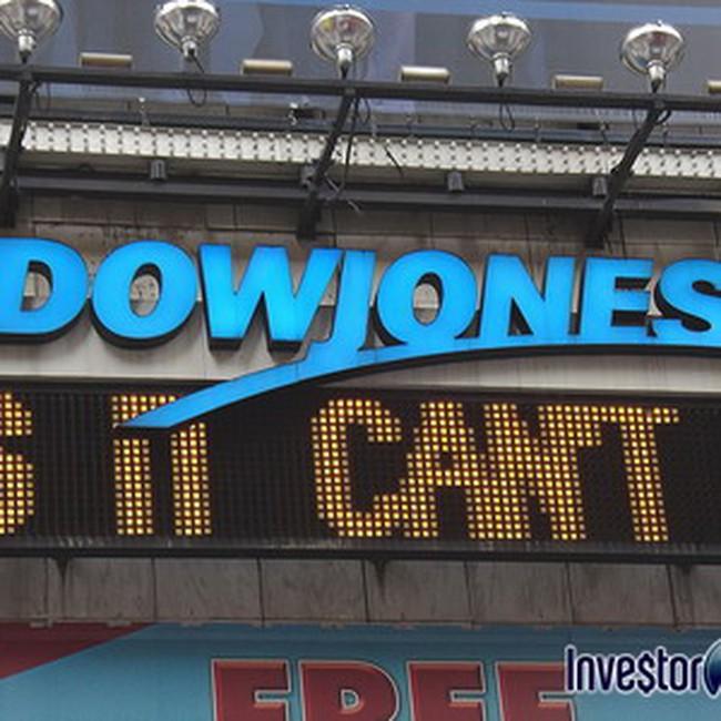 Đã đến lúc thay đổi một số cổ phiếu trong Dow Jones