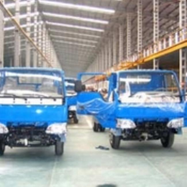 Sản xuất, tiêu thụ thí điểm loại xe 4 bánh gắn động cơ đến tháng 8/2011
