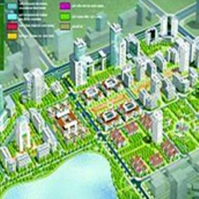 Lập liên danh xây khu liên cơ quan hành chính Hà Nội