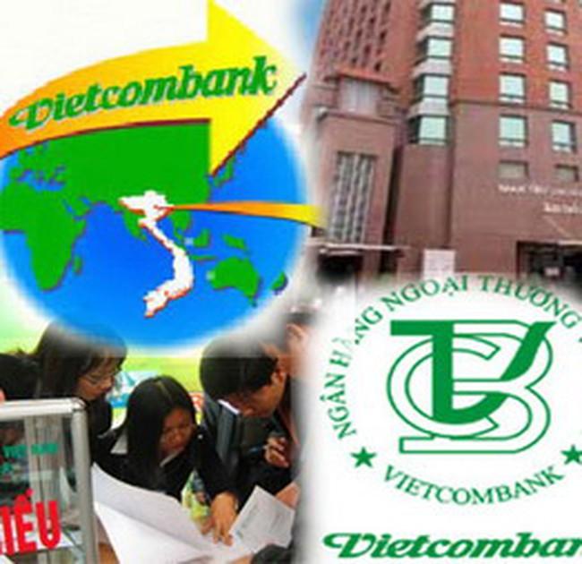 VCB: 14/12 là ngày GDKHQ mua cổ phiếu bằng mệnh giá tỷ lệ 33%