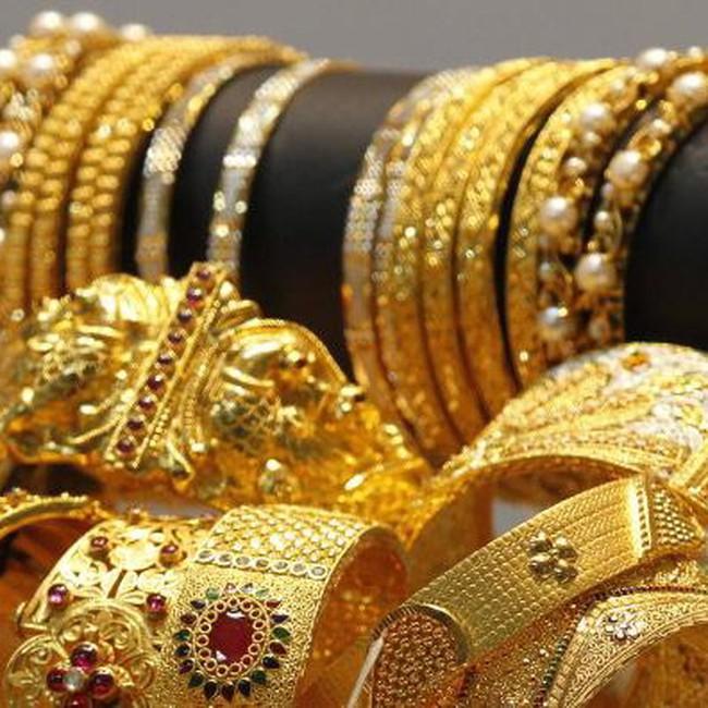 Giá vàng giảm sâu xuống sát 1.400USD/ounce