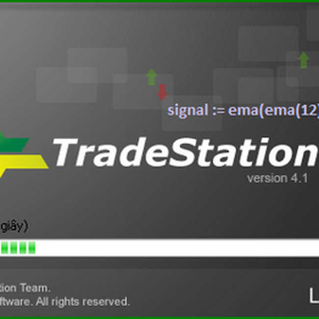 Phần mềm TradeStation cho nhà đầu tư chứng khoán