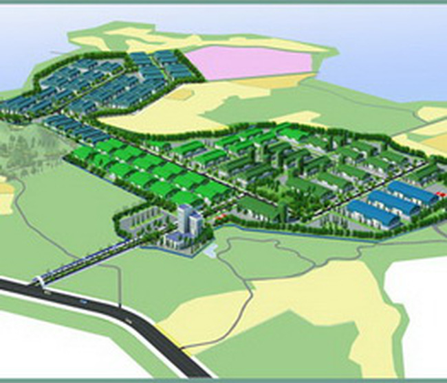 Công bố QHCT 1/500 dự án KCN Nhuận Trạch