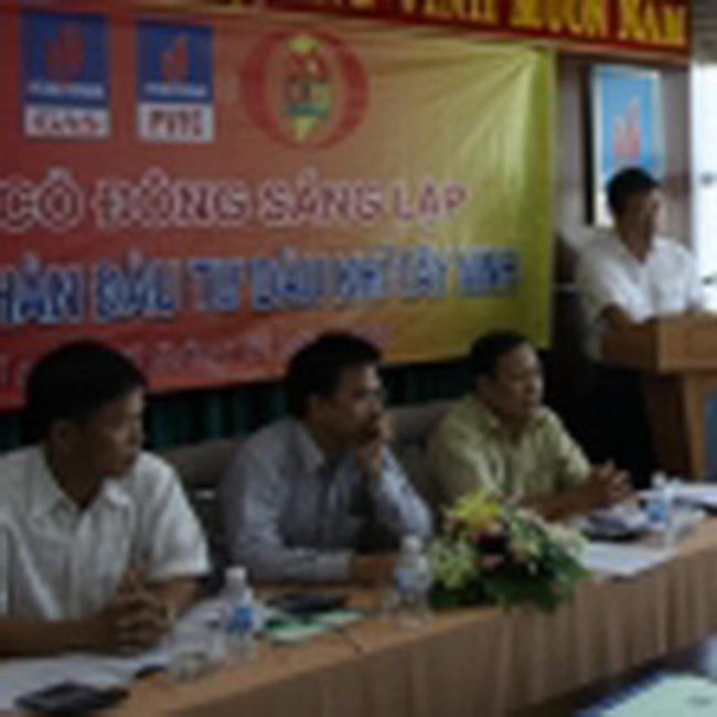 PTL: Góp 50% vốn lập CTCP Đầu tư Tây Ninh vốn 80 tỷ đồng