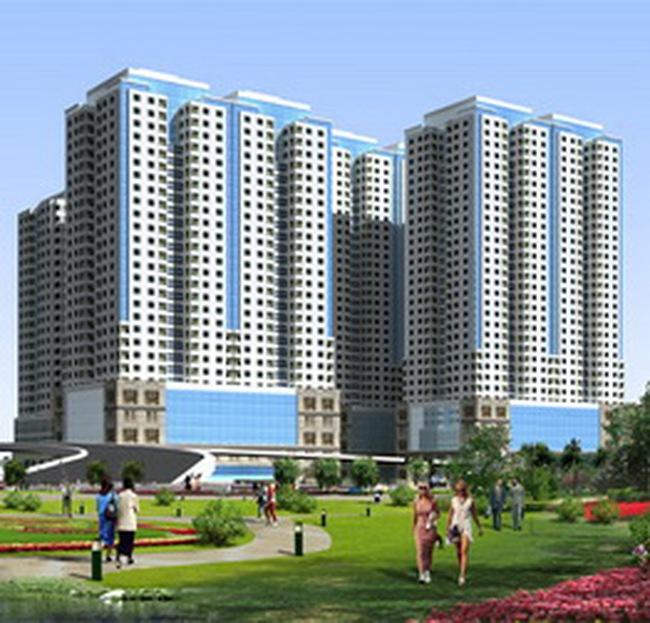 SC5: Khởi công Khu phức hợp 500 căn hộ cao cấp đầu cầu Thủ Thiêm