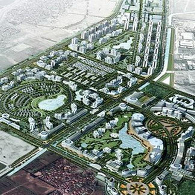 2.500 tỷ đồng xây Khu đô thị sinh thái tại quận Long Biên