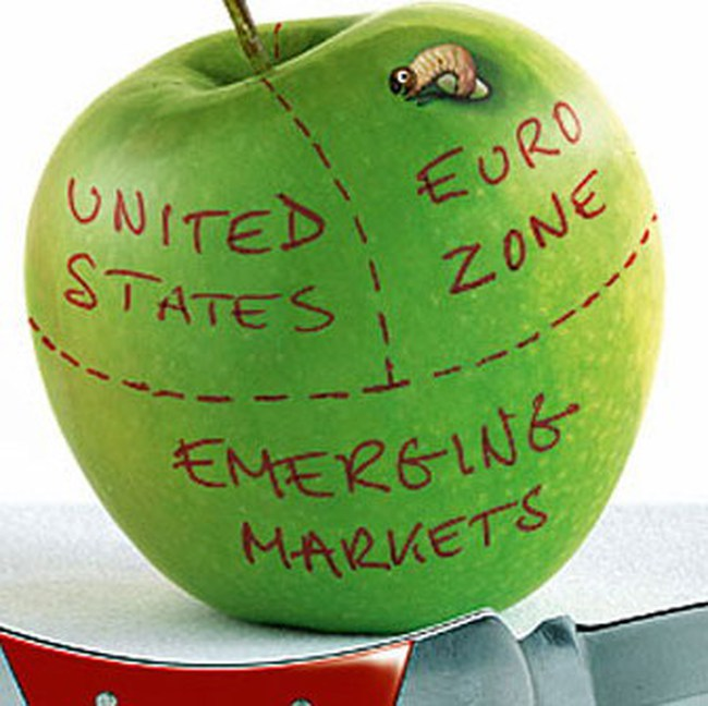 3 ngã rẽ mới của kinh tế thế giới năm 2011