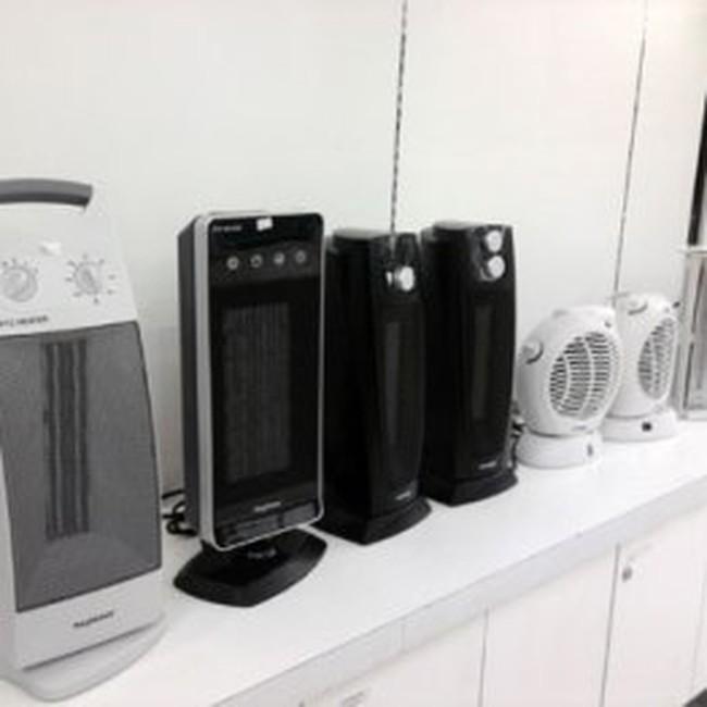 """Trời rét, thị trường máy sưởi Hà Nội được hâm """"nóng"""""""
