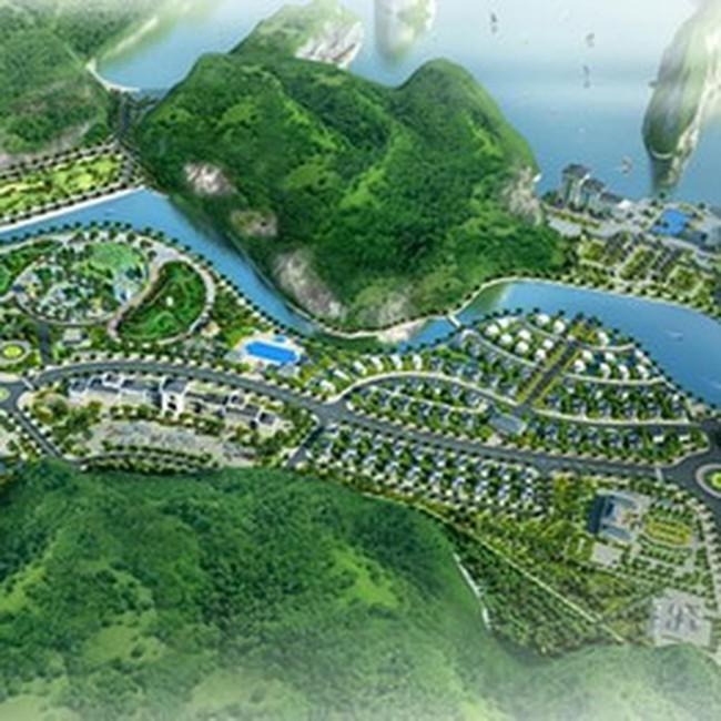 NVN: Đầu tư dự án khu sinh thái nghỉ dưỡng 25,83 ha