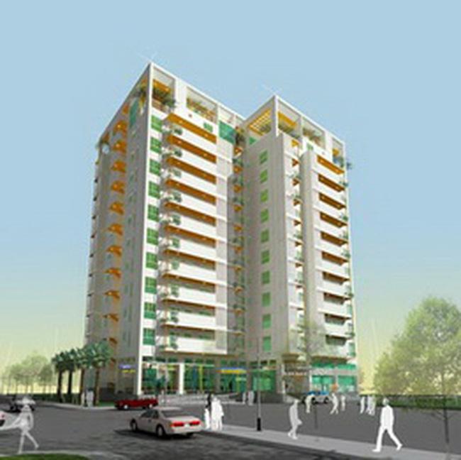 TDH: Bán căn hộ dự án TDH- Phước Bình trong tháng 12/2010