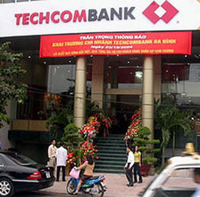 Techcombank cam kết áp dụng lãi suất cao nhất 14%/năm từ 11/12/2010