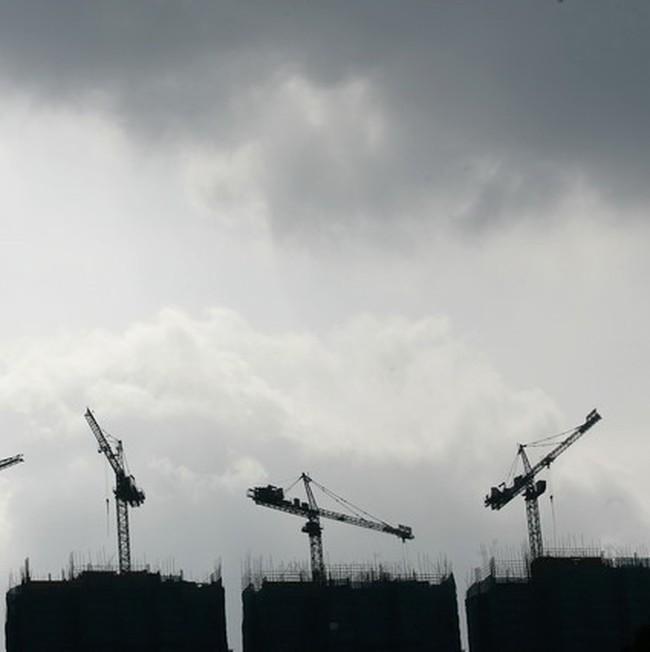 Giá nhà đất tại Trung Quốc tăng chậm nhất trong 1 năm